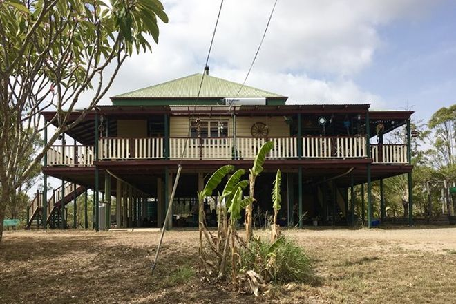 Picture of 140 Tobins Shortcut Road, HORSE CAMP QLD 4671