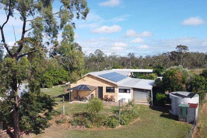 Picture of 204 Damascus Road, DAMASCUS QLD 4671