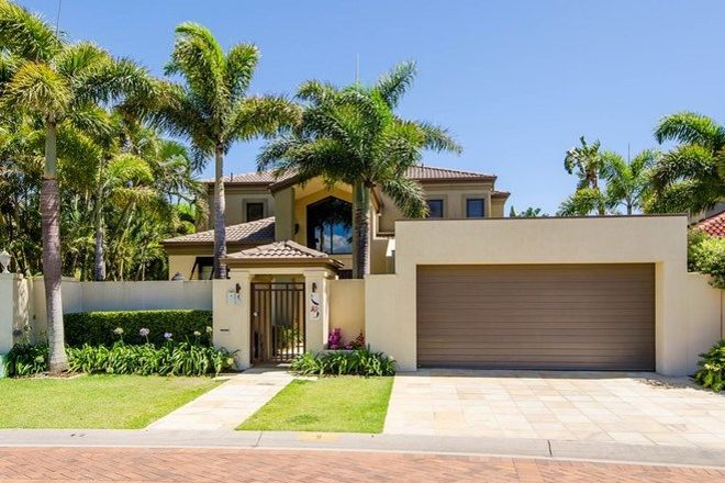 Picture of 9 Queen Guineveres Place, PARADISE POINT QLD 4216