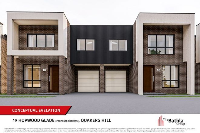 Picture of 16 Hopwood Glade (Proposed Address), QUAKERS HILL NSW 2763