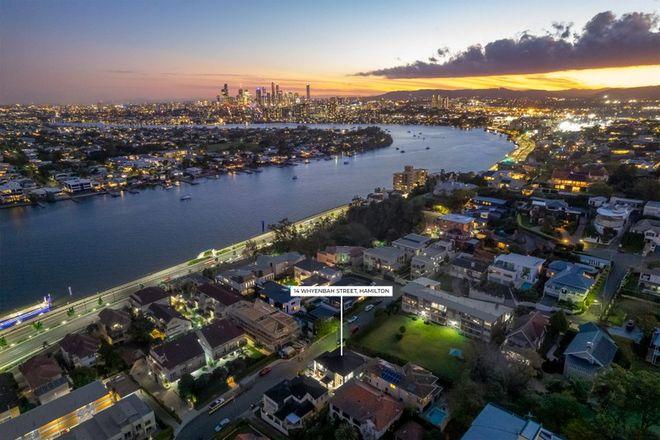 Picture of 14 Whyenbah Street, HAMILTON QLD 4007