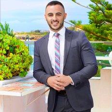 Theo Geortsis, Sales representative