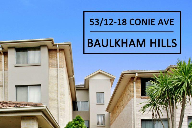 53/12-18 Conie Avenue, Baulkham Hills NSW 2153, Image 0