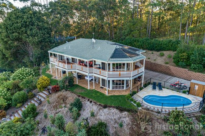 Picture of 358 Candle Mountain Drive, CROHAMHURST QLD 4519