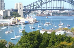 Picture of L2/25 Lavender Crescent, Mc Mahons Point NSW 2060