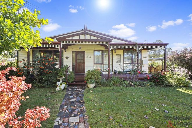 Picture of 1 Red jacket Court, RAWSON VIC 3825