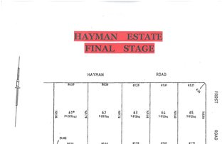 Picture of Lot 63 Hayman Road, Lewiston SA 5501