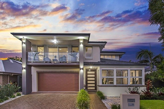 Picture of 36 Timbarra Avenue, NORTH KELLYVILLE NSW 2155