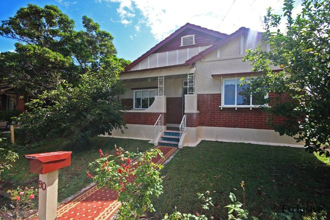 Picture of 80 Consett Street, CONCORD WEST NSW 2138
