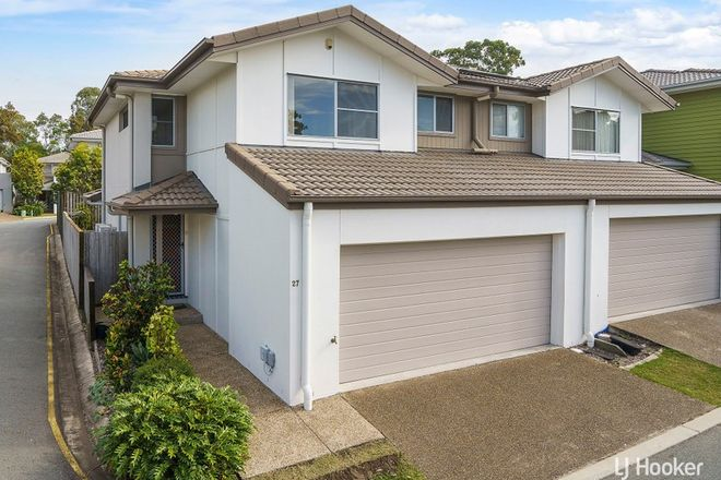Picture of 27/40 Lakefield Place, RUNCORN QLD 4113