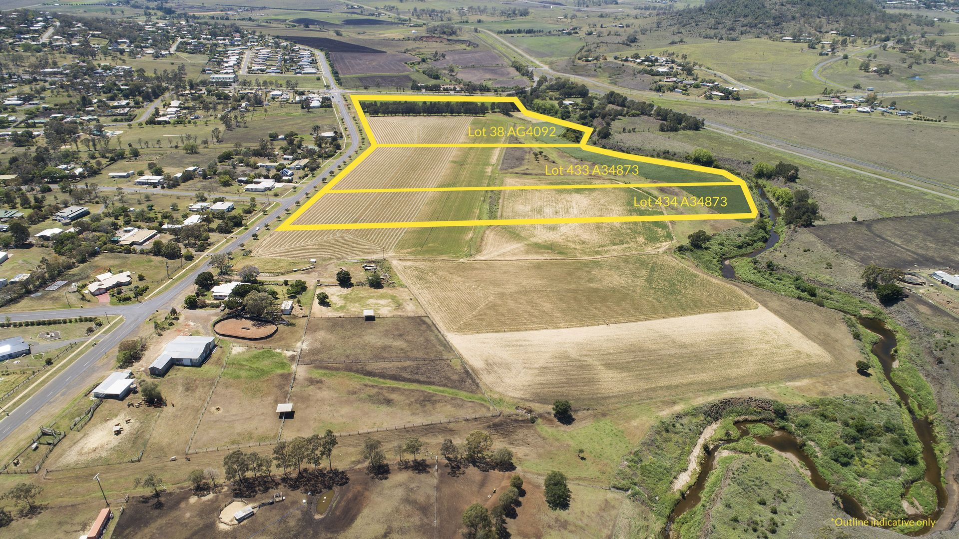 Gowrie - Lilyvale Road, Gowrie Junction QLD 4352, Image 1