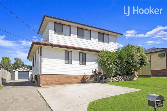 Picture of 19 Hutchens Avenue, MOUNT PRITCHARD NSW 2170