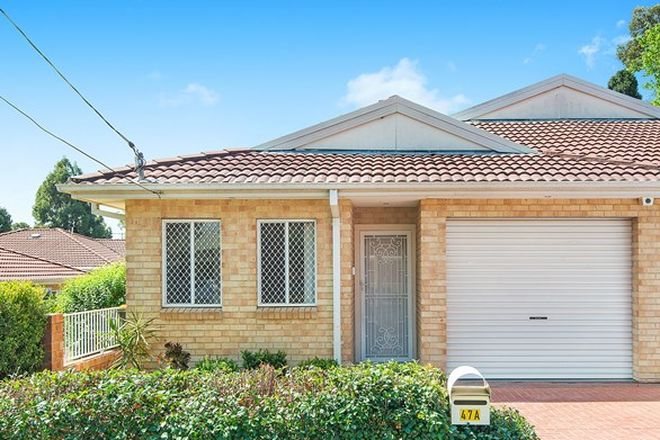 Picture of 47A Monash  Street, WENTWORTHVILLE NSW 2145