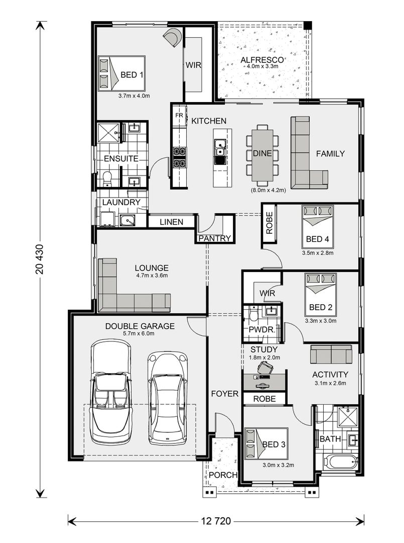 """Lot 128 """"Edge Estate"""" Allan Street, Kyabram VIC 3620, Image 1"""