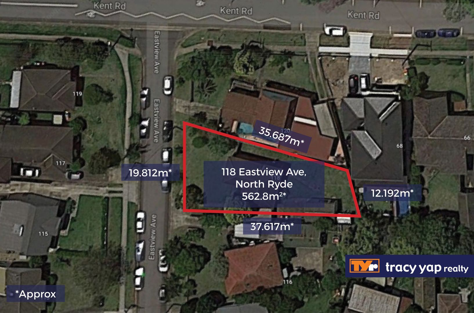 118 Eastview Avenue, North Ryde NSW 2113, Image 0