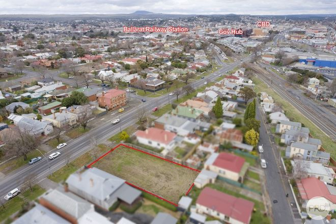 Picture of 425 Doveton Street North, SOLDIERS HILL VIC 3350