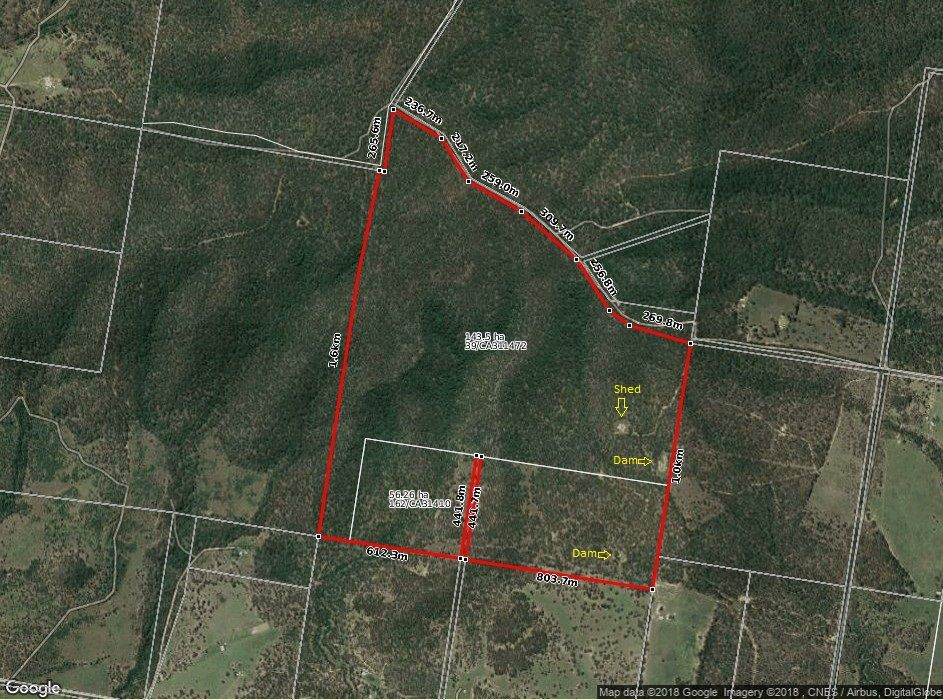 Lots 39 & 162 FORDS ROAD (WALLERS RD), Ringwood QLD 4343, Image 2