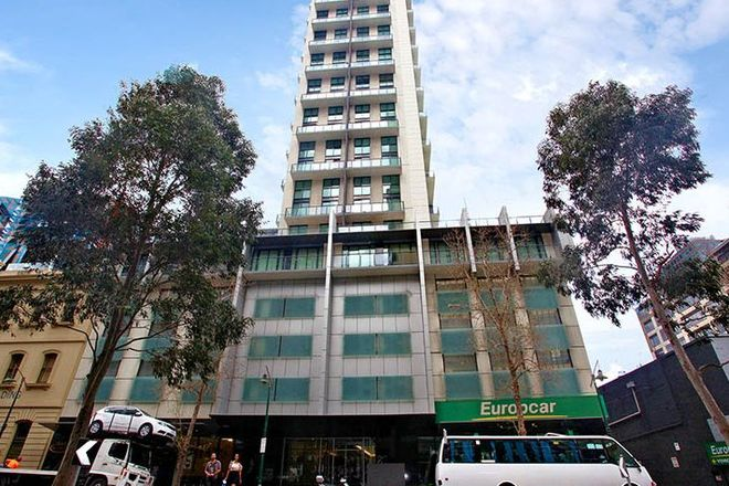 Picture of 1704/87 FRANKLIN STREET, MELBOURNE VIC 3000