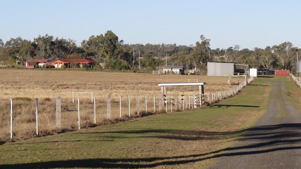 34 ACRES BRICK HOME, STABLES, Dalby QLD 4405, Image 0