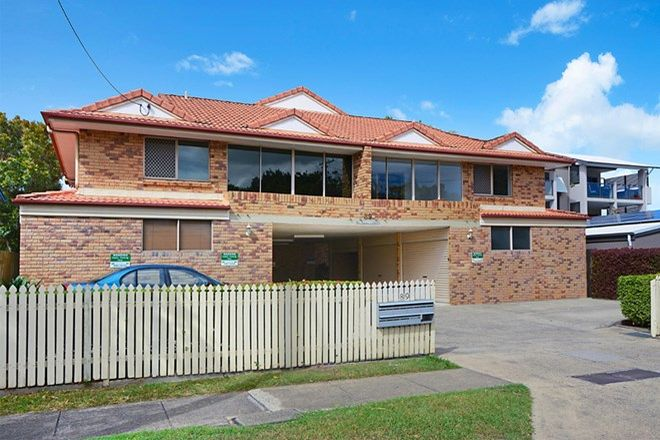 Picture of 4/89 Nudgee Road, HAMILTON QLD 4007