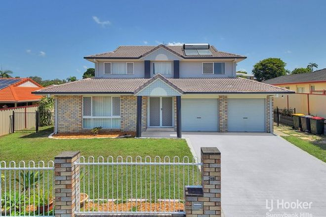 Picture of 248 Nottingham Road, PARKINSON QLD 4115