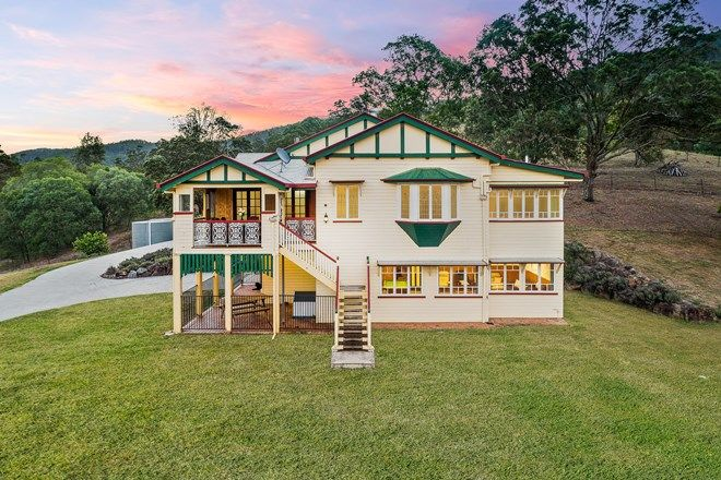 Picture of 1412 Laceys Creek  Road, LACEYS CREEK QLD 4521