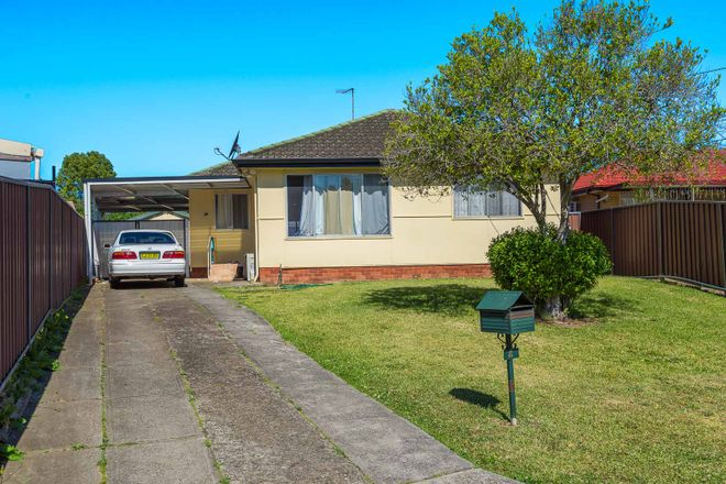 4 Chelsea Drive, CANLEY HEIGHTS NSW 2166