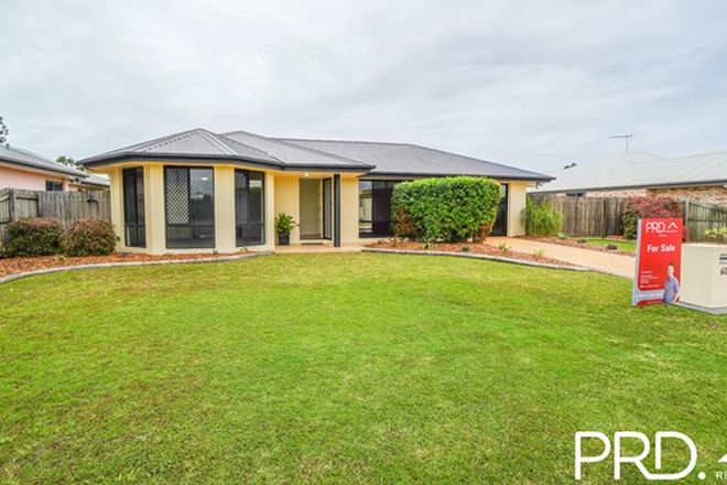 Picture of 60 Chancellor Drive, AVENELL HEIGHTS QLD 4670