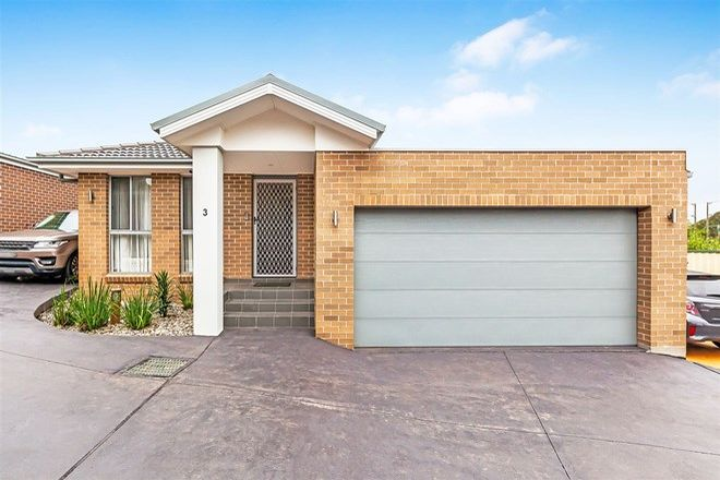 Picture of 3/36 Lloyd Street, BLACKTOWN NSW 2148