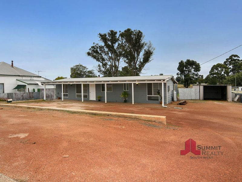 21 Moira Road, Collie WA 6225, Image 0