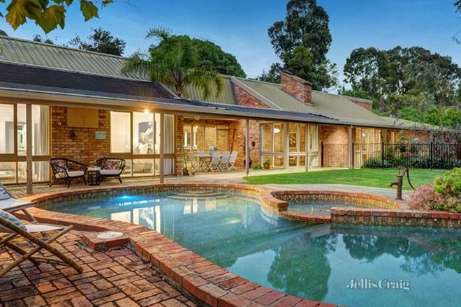 Picture of 19 Rosehill Road, LOWER PLENTY VIC 3093