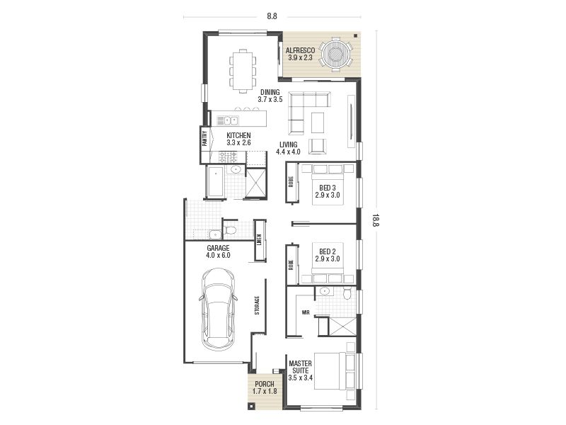 Lot 16 Zenith Place, Pallara QLD 4110, Image 1