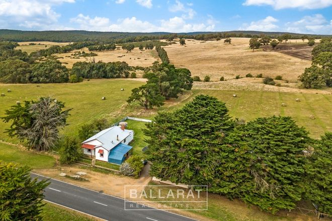 Picture of 875 Scarsdale-Pitfield Road, SPRINGDALLAH VIC 3351