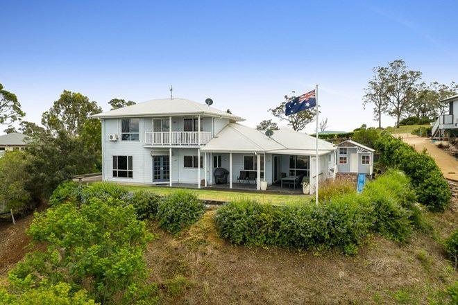 Picture of 36 Panoramic Drive, PRESTON QLD 4352