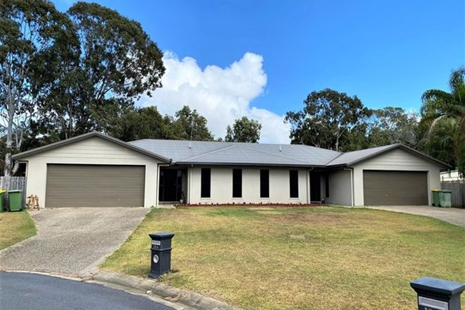 Picture of 12 Rasmussen Court, ARMSTRONG BEACH QLD 4737