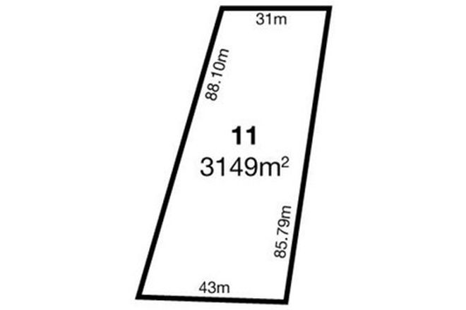 Picture of Lot 11 (49) Settlers Way, HORSHAM VIC 3400