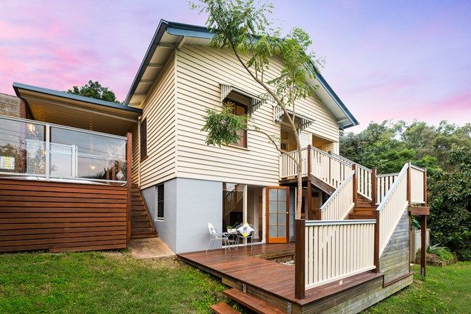 Picture of 3 Ward Street, BARDON QLD 4065