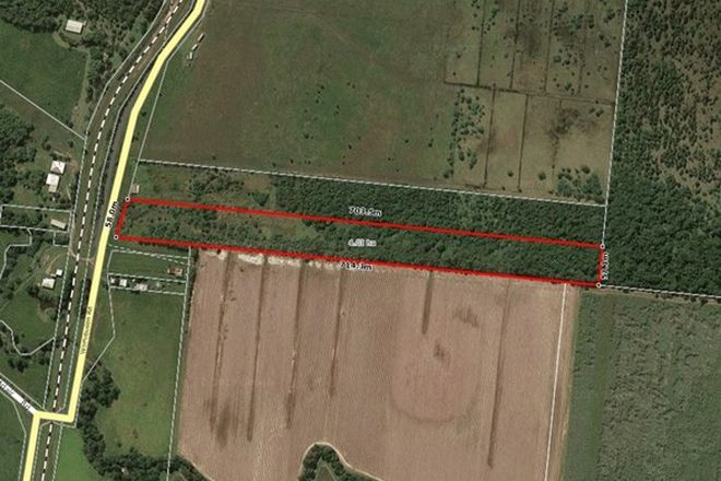 Picture of 0 Warrubullen Road, WARRUBULLEN QLD 4871