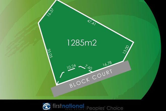 Picture of 2 Block Court, FREELING SA 5372