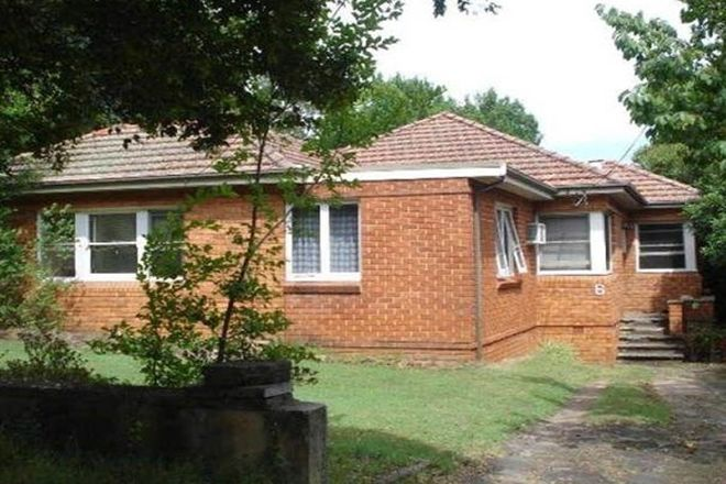 Picture of 6 Reeves Avenue, EPPING NSW 2121