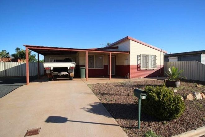 Picture of 42 Nix Avenue, SOUTH HEDLAND WA 6722