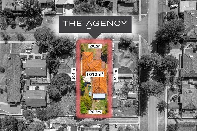 Picture of 7 Montgomery Street, BEACONSFIELD WA 6162