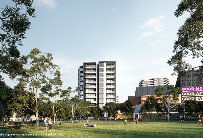 Picture of Apt 302/Cnr Soldiers Parade and Campbelltown Rd, Edmondson Park
