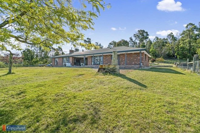 Picture of 107 McEvoys Track, SEATON VIC 3858