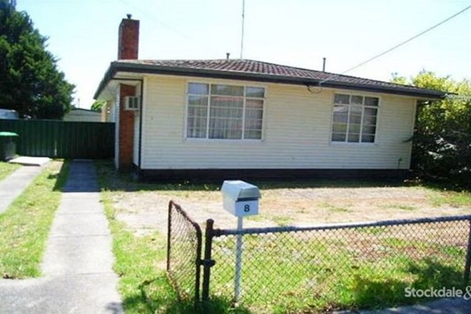Picture of 8 Edward Street, MOE VIC 3825