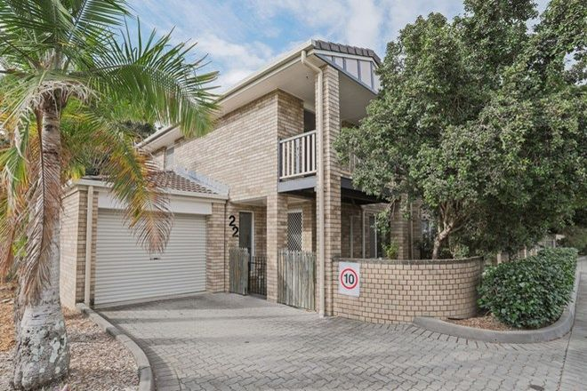Picture of 22/16 Arcadia Street, EIGHT MILE PLAINS QLD 4113