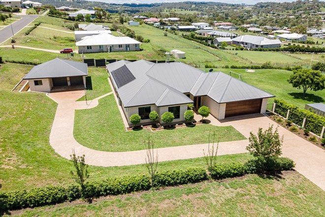 Picture of 7 Makybe Drive, HODGSON VALE QLD 4352