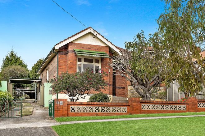 Picture of 12 Cobar Street, WILLOUGHBY NSW 2068