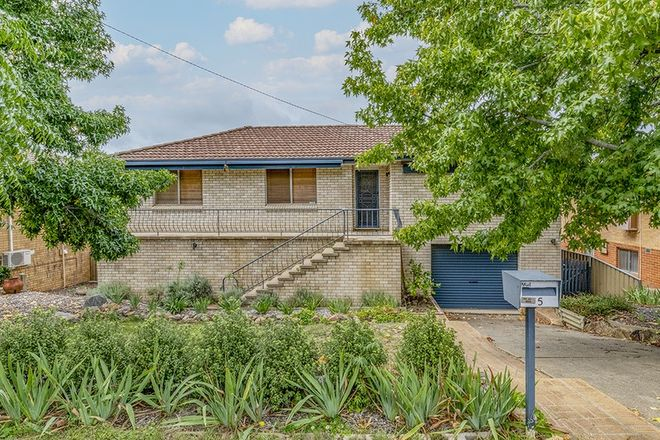 Picture of 5 Cascade Street, CRESTWOOD NSW 2620