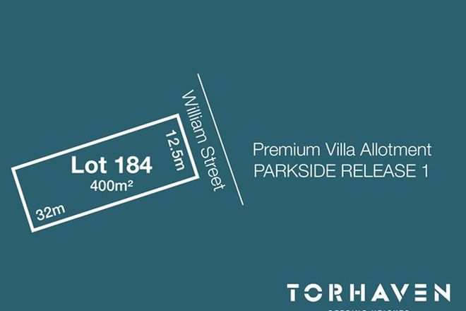 Picture of Lot 184 William Street, DEEBING HEIGHTS QLD 4306